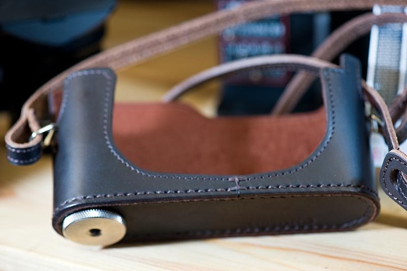Hirano Leather Case