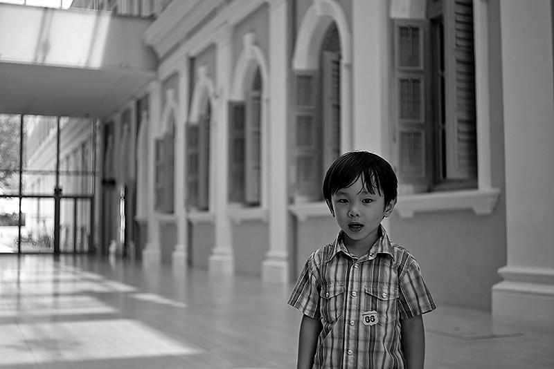 Canon 35mm f/2 LTM @ f/2