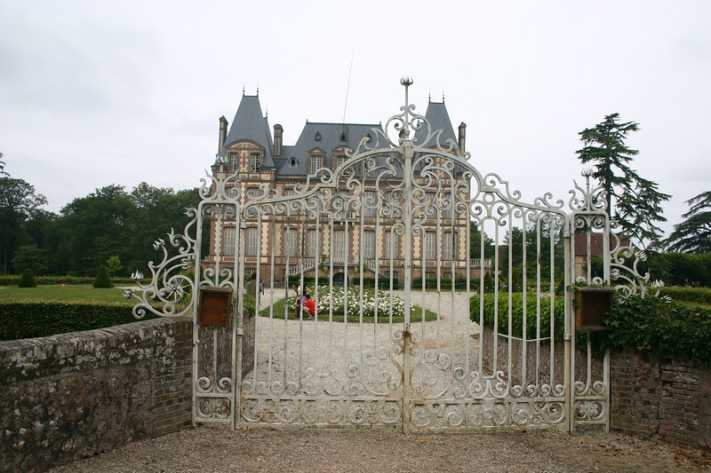Gate to the Castle