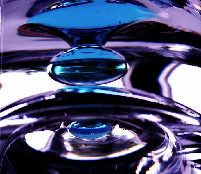 glass bubble reflection 2