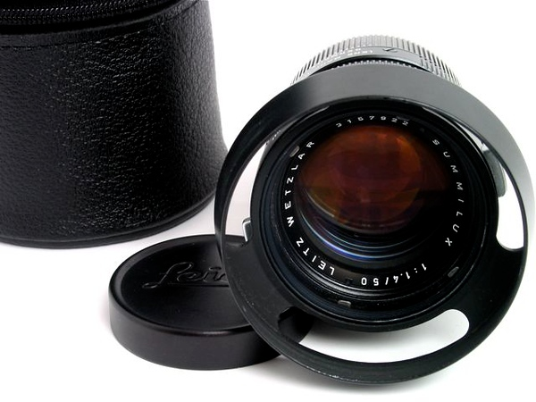 Leica Summilux 50mm f/1.4 (Type II)