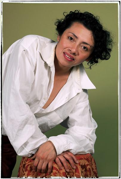 Silvia Santos - Actriz