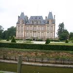 Castle at Les Bois