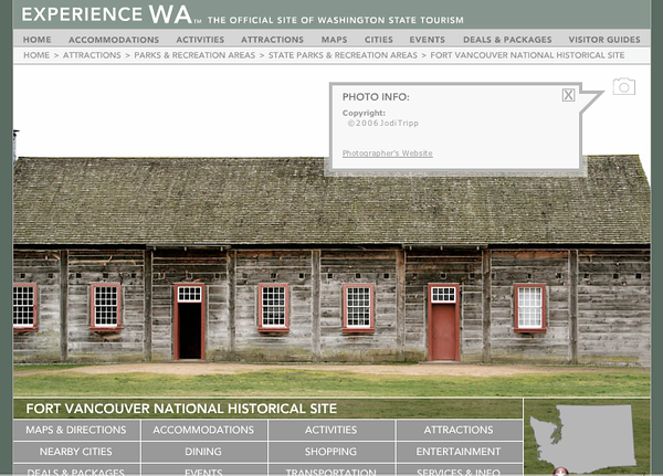 SayWA Fort Vancouver