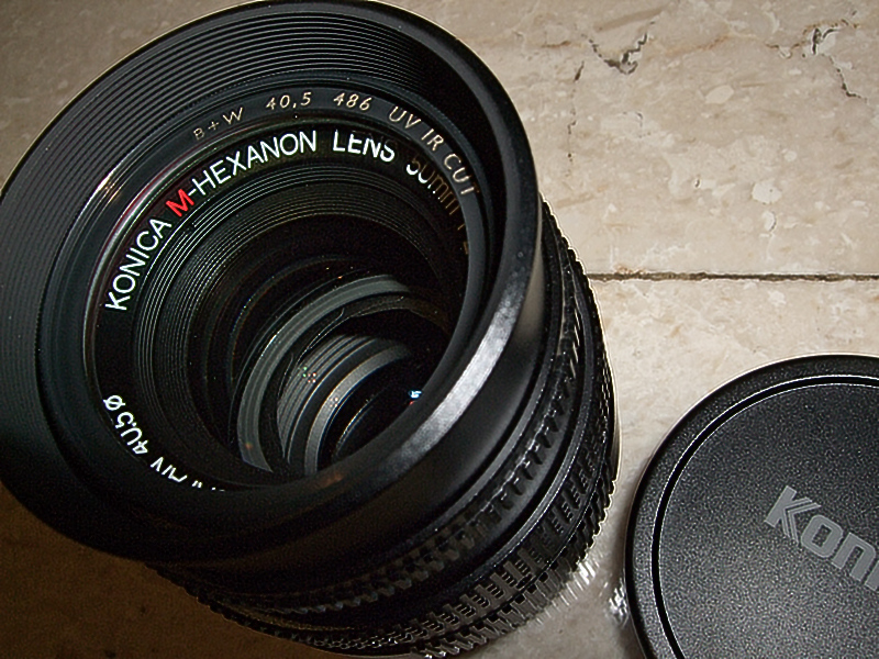 M-Hexanon 50mm f2