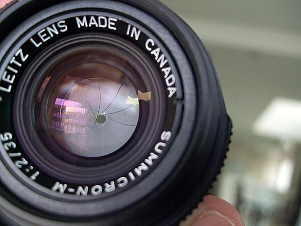 35mm Summicron IV