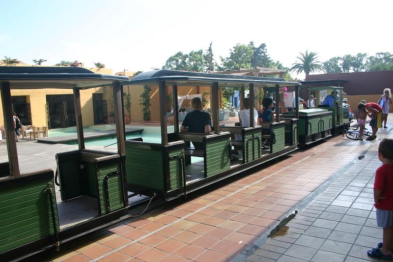 Wonderland train
