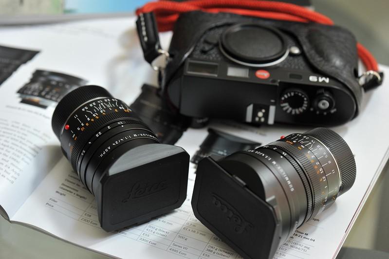 Leica Wideangle Lenses