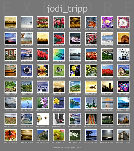 Explore photos from Sept 22, 2007