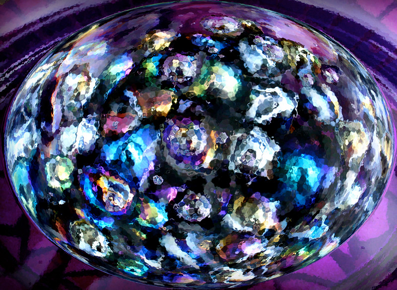 Morphed marbles