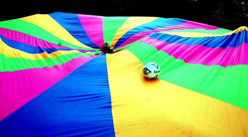 Parachute dreams