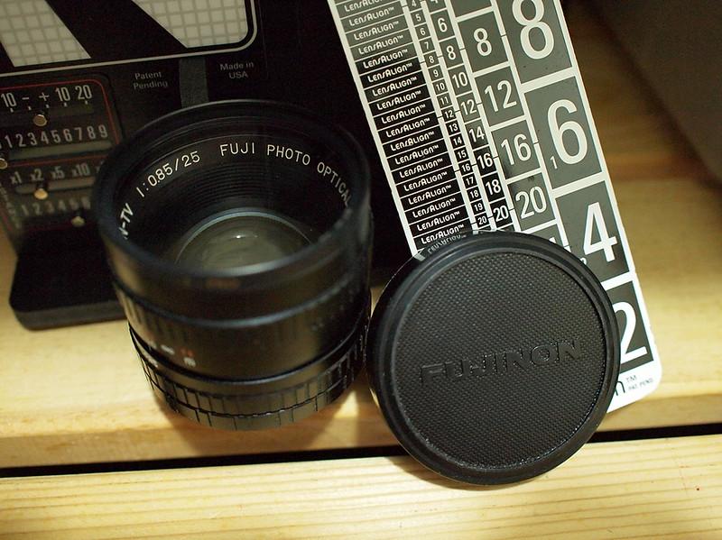 Fuji Photo Optical Co Fujinon-TV 25mm f/0.85