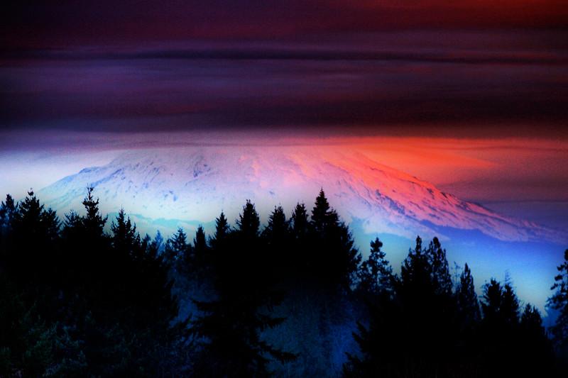 Ms. St. Helens Sunrise