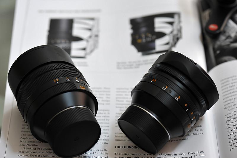 Noctilux 50mm