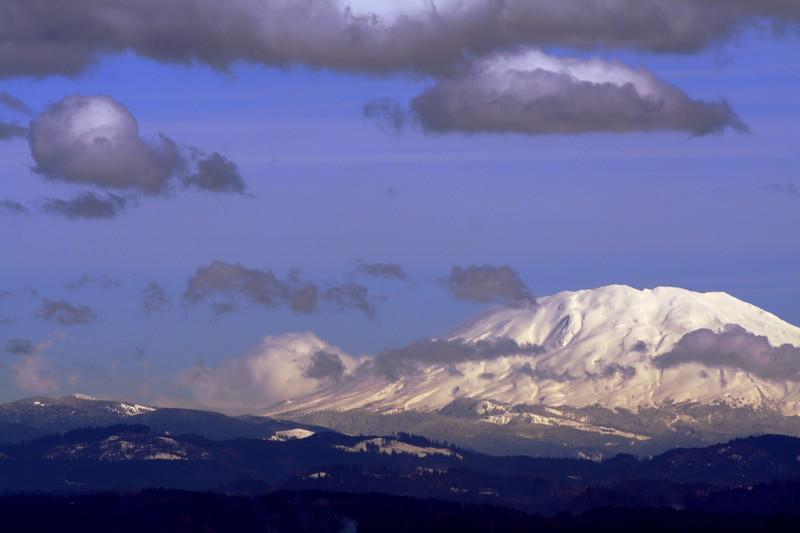 Mt. St. Helen