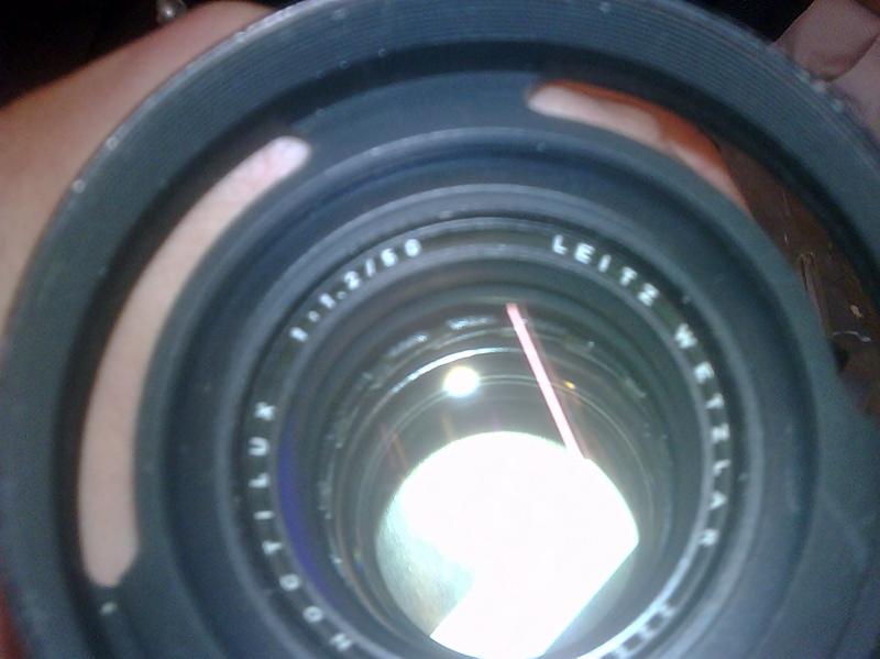 Leica Noctilux 50mm f/1.2