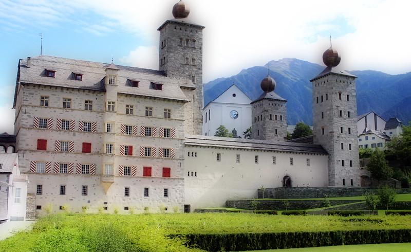 Stockapler's Castle