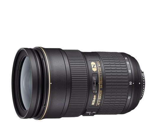 AF-S Nikkor 24-70mm f/2.8 ED
