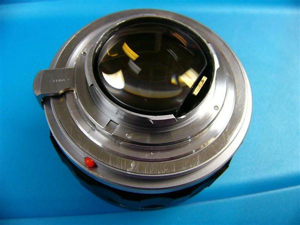 Canon 50mm f/0.95 M-mount (Viso III)
