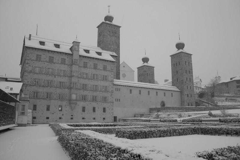 Stockalper Castle