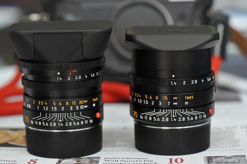 Leica Summilux 35mm f/1.4 ASPH v2