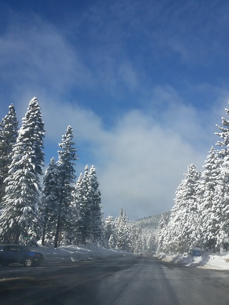 Road to Northstar, Tahoe