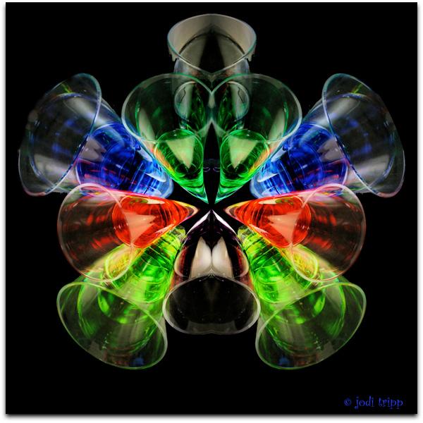 Colored Glasses Orton