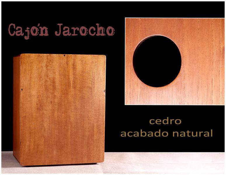 Cajón Jarocho