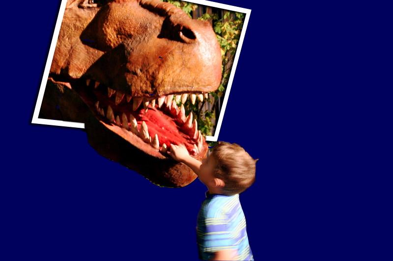 dinosaur scare