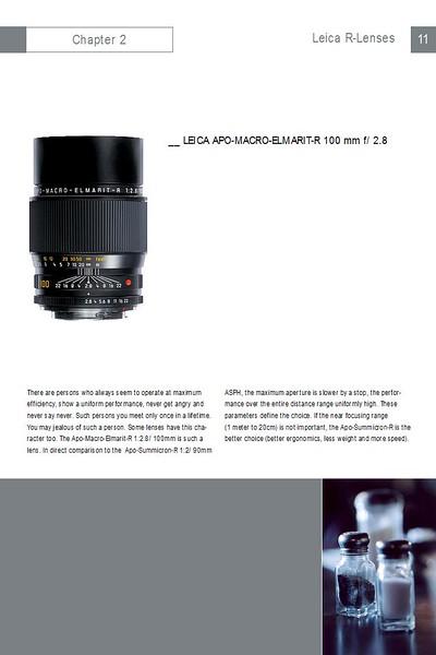 Leica 80mm Summilux-R f/1.4