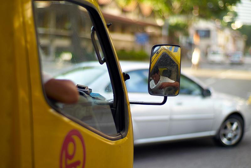 Leica Noctilux 50mm f/1 @ f/1