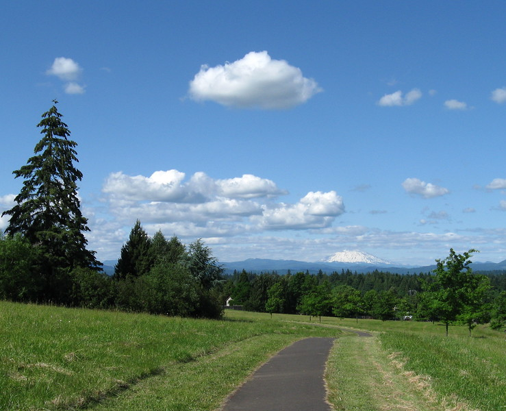 Mt. St. Helens from WSUV