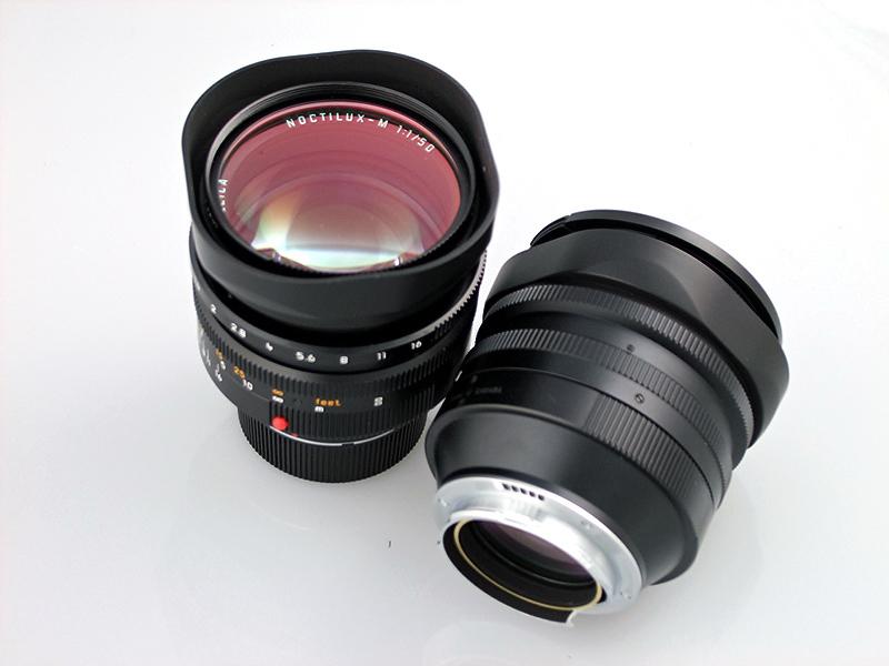 Leica Noctilux 50mm f/1