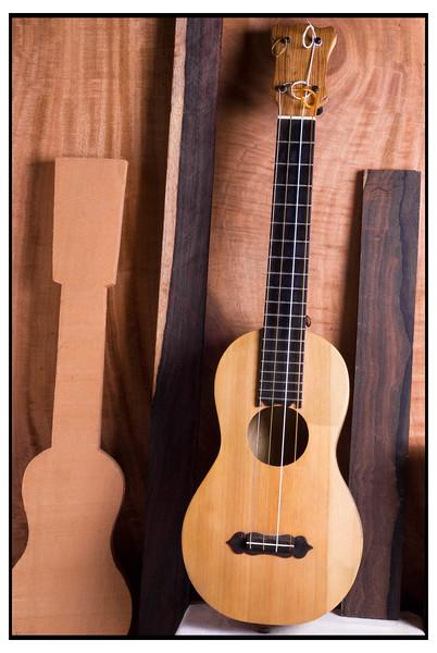 Guitarra de Son de 4 Cuerdas