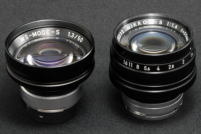 MS Optical R&D MS-Mode-S 50mm f1.3