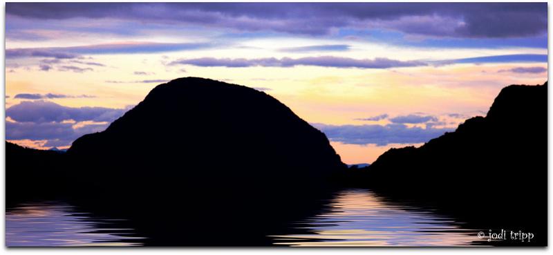 Doubtful sound Panoramic sunset.jpg