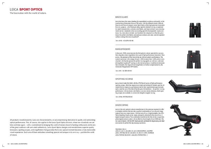Leica Brochure
