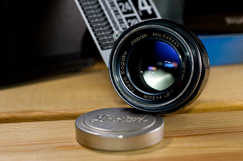 Topcor-S 5cm f/2