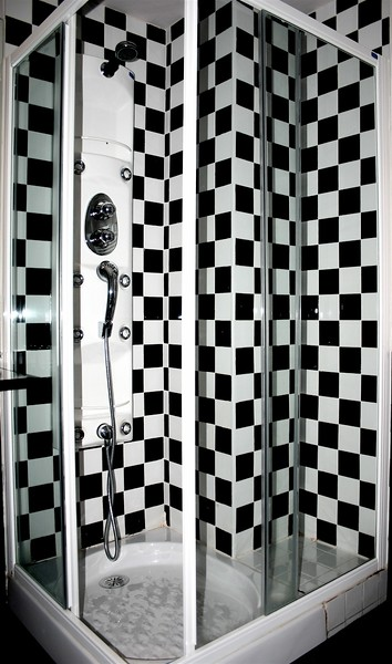 The Best Hotel Shower Ever....