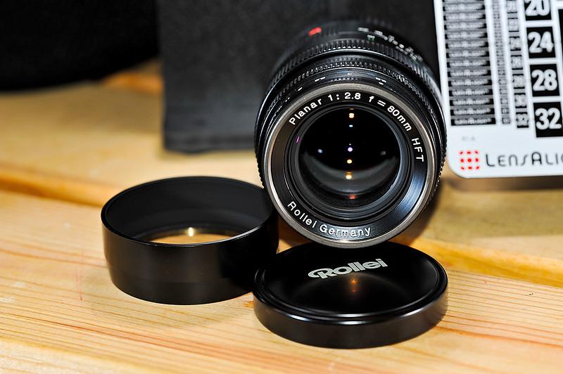 Rollei Planar 80mm f/2.8 HFT