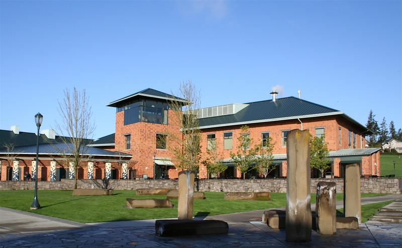 Student Service Building WSU Vancounver