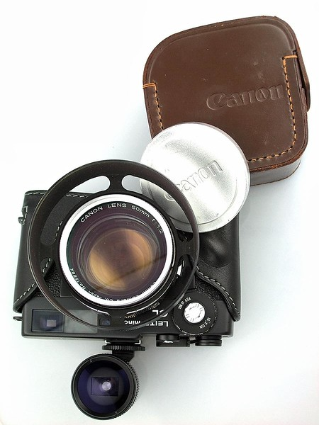 Canon 50mm f/1.2 LTM