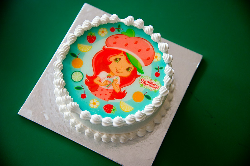 Emma's Birthday Cake