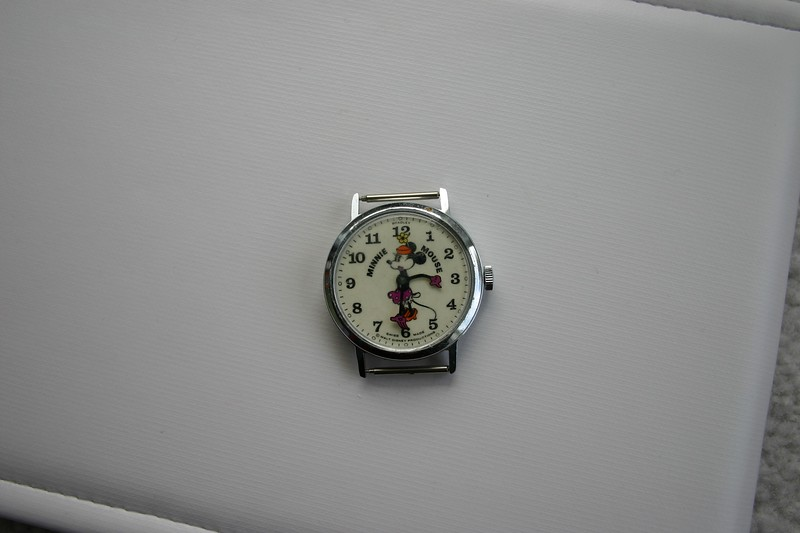 Classic Mini Mouse Watch