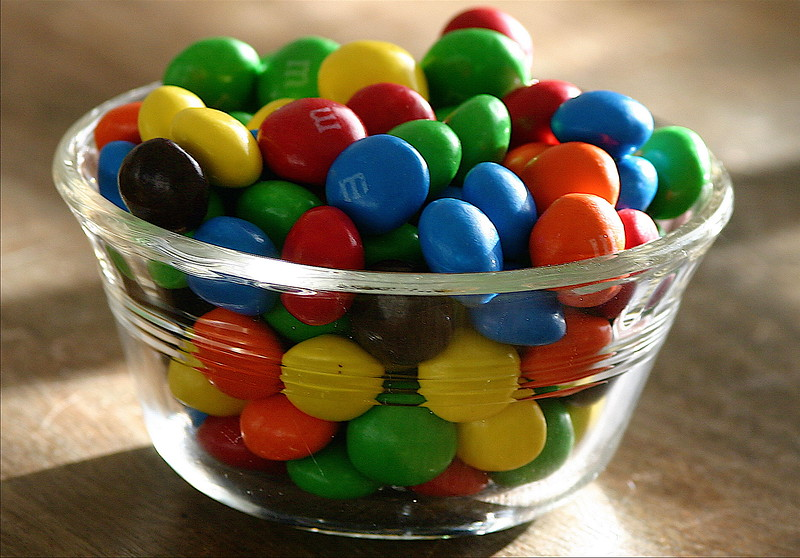 peanutbutter m&ms