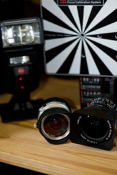 Leica Super-Elmar 18mm f/3.8 ASPH