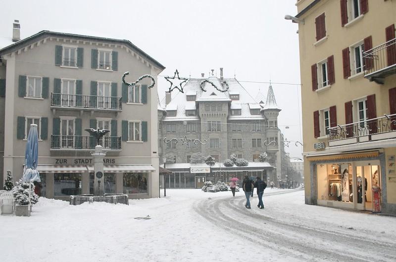 Snowy Brig