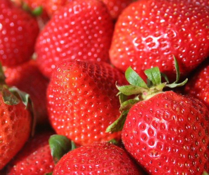 Strawberry season is coming!