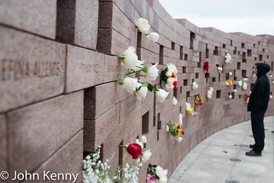 Memorial & Flowers