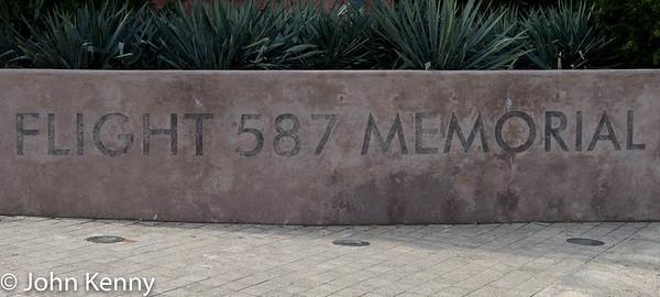 Flight #587 Memorial 11-12-17